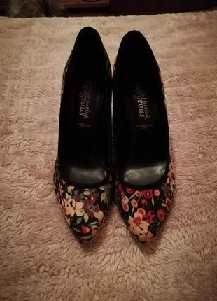 Веселенькие туфельки