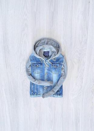 Джинсовая куртка от fashion denim