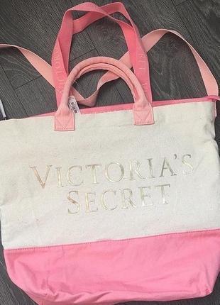 Сумка 2в1 от victoria secret