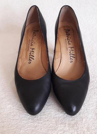 Кожаные туфли фирмы patricia miller