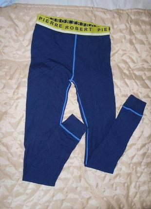 Термобелье  штаны из шерсти мериноса pierre robert норвегия