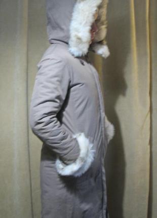 Зимнее пальто oasis.