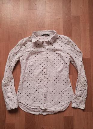 1165a68aac02 Женские рубашки Oodji 2019 - купить недорого вещи в интернет ...