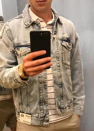 178bd0394dc2 Мужские джинсовые куртки в Харькове 2019 - купить по доступным ценам ...