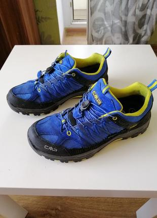 Трекинговые ботинки