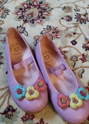 Pablosky кожаные туфли, балетки