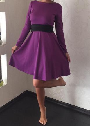 Милое платьеце