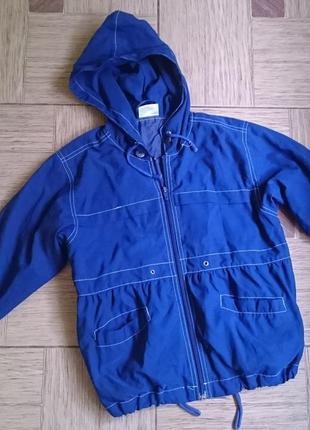 Куртка kiko, ветровка на теплую осень / весну 5 - 7 лет