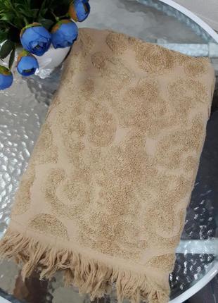 Супер плотное банное полотенце турция серии de lux exclusive