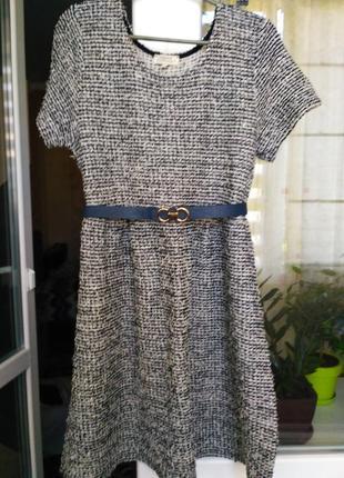 Супер платье на осень - зиму