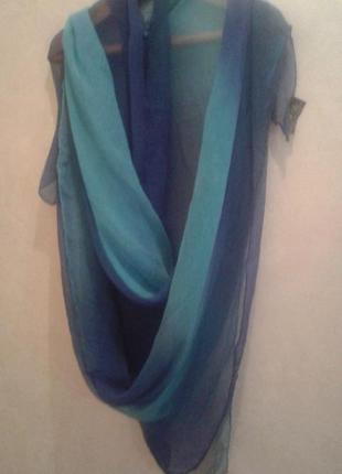 Шарф парео палантин накидка colora роуль+250 шарфов платков на странице