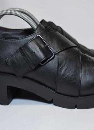 Ботинки ботильоны camper wanda женские кожаные. оригинал. 39 р./25 см.