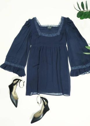 ❤️красивое шифоновое платье