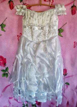 Дитячя випускна, бальна сукня