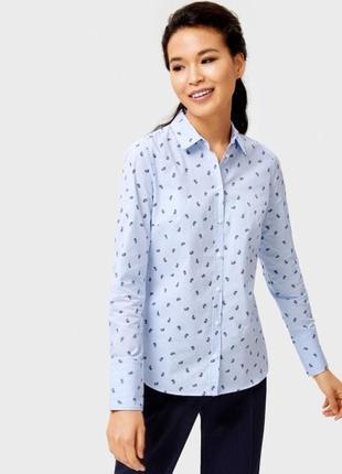 Рубашка блузка ostin
