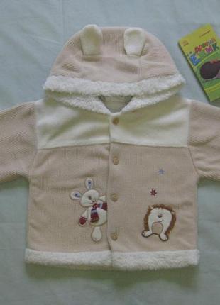 Курточка с милыми рисунками
