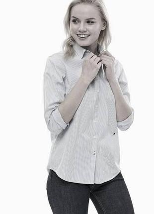 e5ff2f46644e Женские рубашки Tommy Hilfiger 2019 - купить недорого вещи в ...