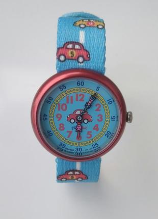 Детские часы flik flak (swatch) швейцария