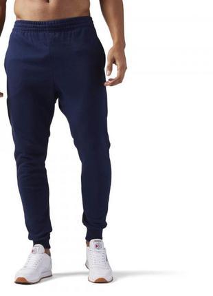 Мужские брюки reebok ef zipped jogger  оригинал распродажа