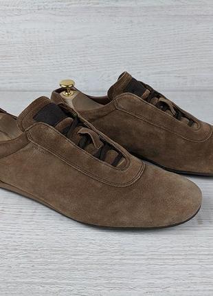 Мокасины кроссовки prada 44 размер