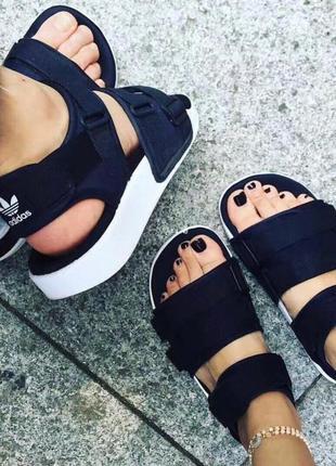 Сандали adidas adilette sandal w оригинал