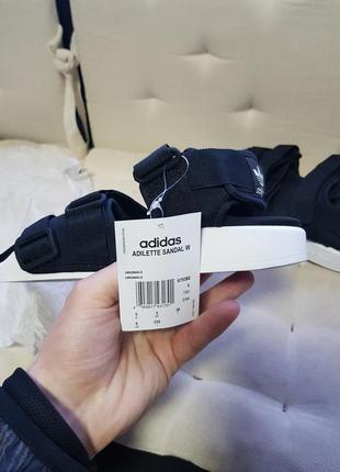 Сандали adidas adilette sandal w оригинал5 фото