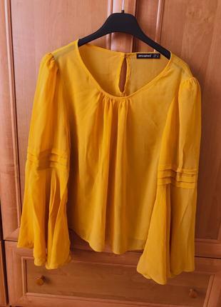 Шикарна блуза з довгим рукавом від atmosphere