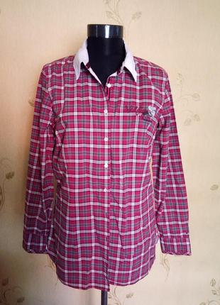 8a359b7a5713 Женские рубашки Tommy Hilfiger 2019 - купить недорого вещи в ...