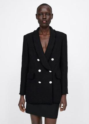 Шикарный пиджак zara