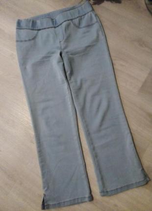 Брюки джинсы2 фото