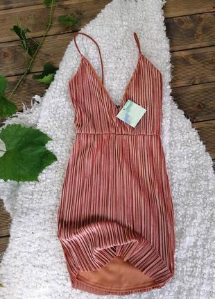Коктейльна бархатна сукня / бархатное платье