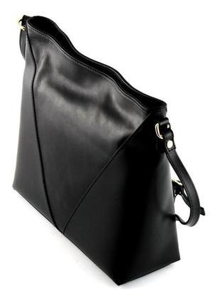 Кожаная стильная сумка италия