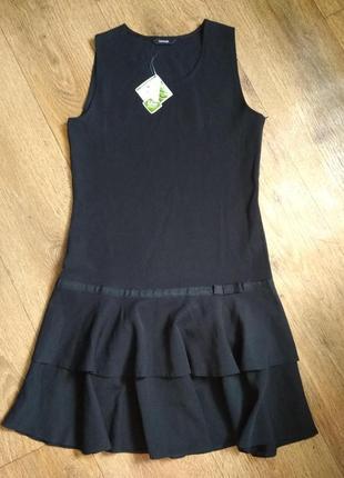 Новый школьный сарафан платье на девочку 11-12 лет, рост  146-152, от george