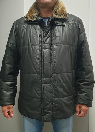 Зимняя мужская куртка pierre cardin оригинал 100%!!!!!!