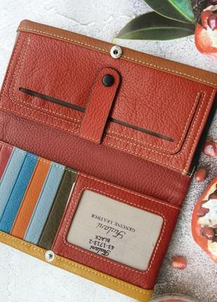 33d57ee7c1ea Кожаные кошельки, женские 2019 - купить недорого вещи в интернет ...