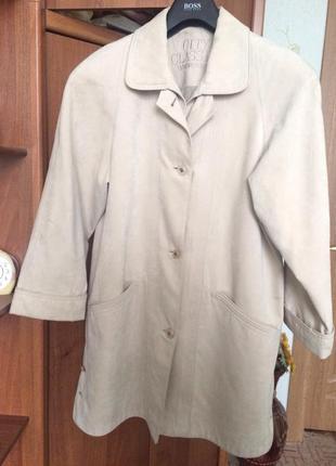 Курточка-плащик- акция, при покупке 2 вещей, скидка 10%