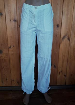 Классные брюки на завязках
