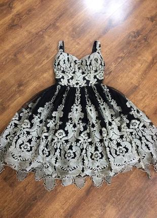 Вечірня сукня chi chi london