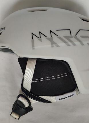 Шлем горнолыжный marker consort 2.0 / m 55-59cm