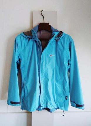 Куртка ветровка в спортивном стиле berghaus