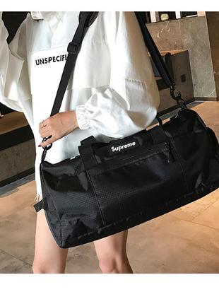 Спортивная сумка supreme