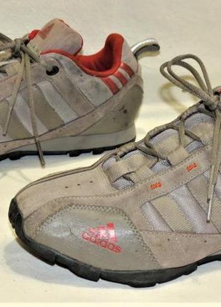 Велообувь велокроссовки adidas с mtb шипами р. 41 1/3
