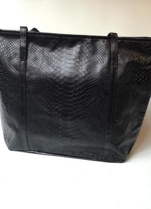 Супер женская сумка шопер, очень удобная, новые в наличии