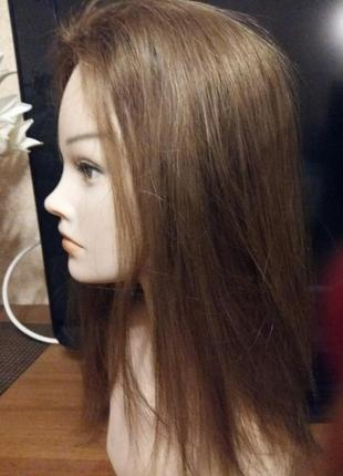 Парик накладка из натуральных волос фирмы hair by caren