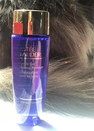 Средство для снятия макияжа с глаз estee lauder gentle eye makeup remover