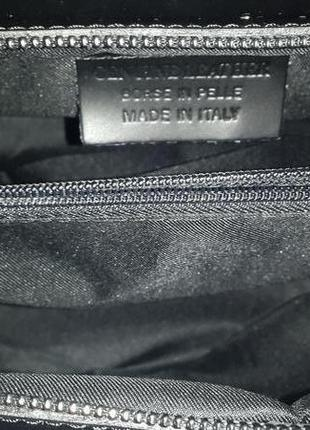 Стильная кожаная женская сумка!2 фото
