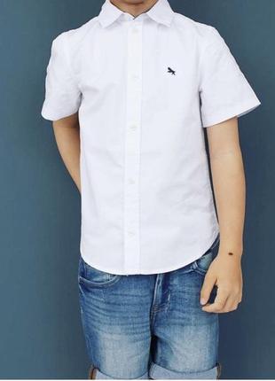 Сорочка h&m ,рубашка белая