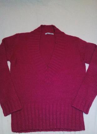 Теплый свитер по смешной цене