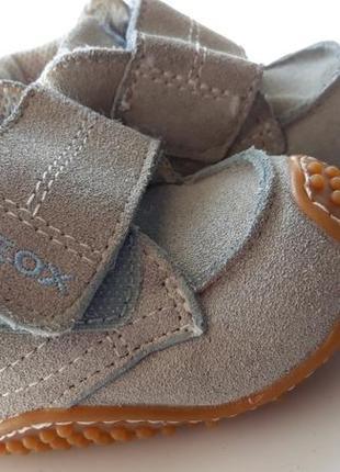 Кроссовки-ботинки geox
