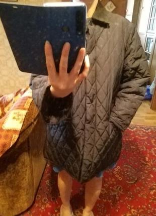 Max mara стёганная курточка весна осень летняя цена за срочность9 фото